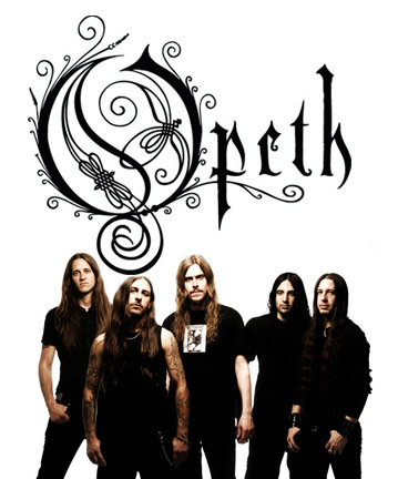 Opeth en Colombia - Opeth